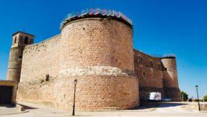 Muros del Castillo de Garcimuñoz
