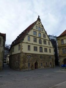 Edificio Fruchtkasten en Schillerplatz