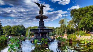 Fuente Bethesda en Central Park