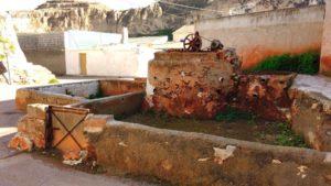 Fuente del Barrio de la Alfarería, uno de los más tradicionales de Sorbas