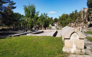 Fuente en el Parque La Alquitara