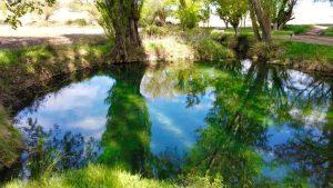 Fuente Redonda, construida por los romanos