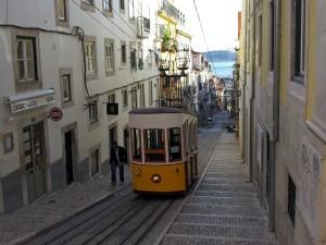 Funicular o elevador de Lisboa, cómo moverse por Lisboa