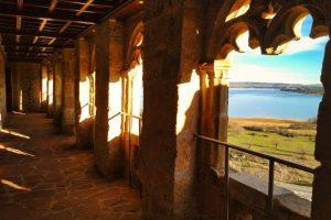 Galería Juan Guas, el mejor mirador del Castillo de los Mendoza