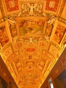 Galería de Mapas Cartográficos en los Museos Vaticanos