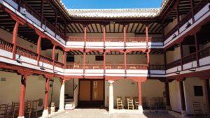Corral de Comedias, escenario principal del Festival Internacional de Teatro Clásico de Almagro