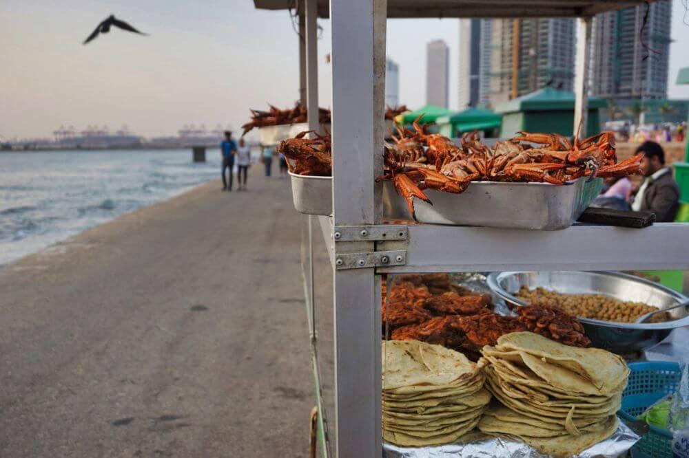 Gastronomía de Colombo, comer en Sri Lanka, comida típica, platos, bebidas y dulces tradicionales