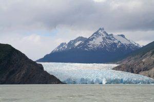 Glaciar Grey en el Parque Nacional Torres del Paine