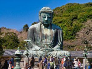 Gran Buda (Daibutsu) de Kamakura