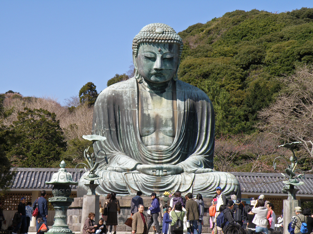 Gran Buda Daibutsu de Kamakura, qué ver cerca de Tokio