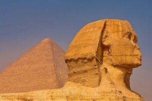 Pirámides de Guiza y Gran Esfinge, principales atractivos de El Cairo