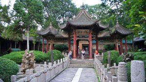 Jardines de la Gran Mezquita de Xian