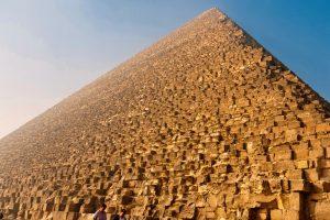 Gran Pirámide de Guiza o Pirámide de Keops (Jufu)