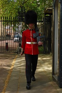 Guardia Real del Palacio de Buckingham