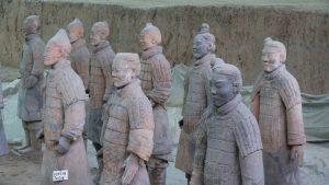 Guerreros de Terracota de Xian, la principal atracción cerca de la ciudad