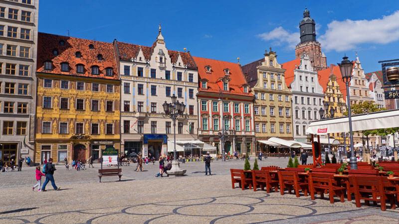 Guía de turismo con toda la información para viajar a Breslavia (Wroclaw), qué ver, historia, fiestas, gastronomía y transporte