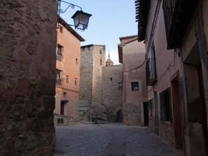 Murallas de Albarracín, encargadas de defender la villa desde la Edad Media