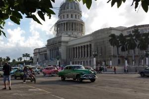 Capitolio Nacional de Cuba, uno de los edificios más emblemáticos de La Habana