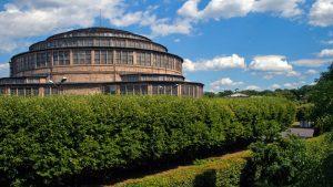 Centro del Centenario o Hala Stulecia de Breslavia