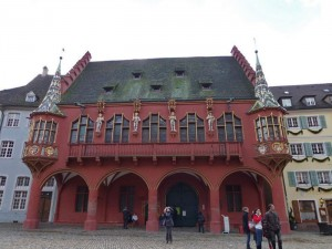 Almacén Histórico de Friburgo de Brisgovia (Historisches Kaufhaus)