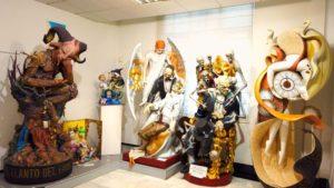 Museo de Fogueres, dedicado a la principal fiesta de Alicante