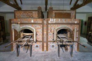 Hornos crematorios del Campo de Concentración de Dachau