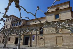Hospital de la Encarnación, actualmente acoge la Diputación Provincial, edificios civiles de Zamora