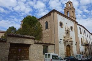Hospital de San Juan de Dios en Jaén, alberga el Instituto de Estudios Giennenses