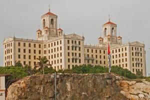Hotel Nacional de Cuba, el hotel más emblemático de La Habana