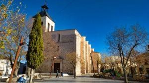 Iglesia Parroquial de San Andrés en Villarejo de Salvanés