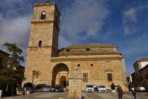 Iglesia Parroquial de San Antonio Abad en El Toboso