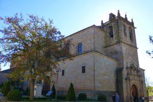 Iglesia de Nuestra Señora de la Asunción en Oropesa