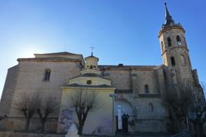 Iglesia de Nuestra Señora de la Asunción, el principal edificio religioso de Tembleque