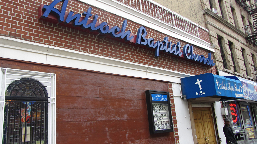 Iglesia Bautista de Harlem