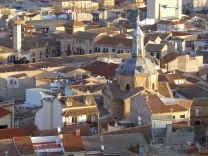 Iglesia del Santísimo Cristo de la Vera Cruz, guía turística de Consuegra