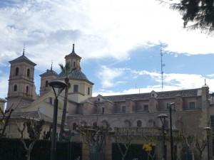 Iglesia de Santo Domingo, edificios religiosos de Murcia