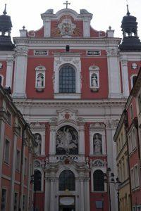 Iglesia de San Estanislao en Poznan