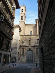 Iglesia de San Esteban, edificios religiosos de Murcia