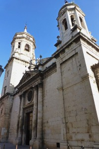 Basílica de San Ildefonso en Jaén