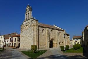 Iglesia de San Isidoro, parte de la Ruta del Románico de Zamora