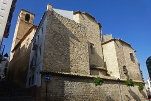Iglesia de San Juan y San Pedro en Jaén