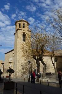 Iglesia de la Magdalena en Jaén
