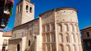 Iglesia de Santa María la Mayor en la Plaza de la Villa