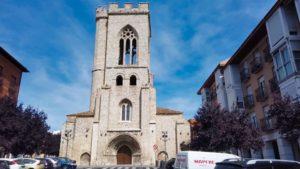 Iglesia de San Miguel, una de las más bonitas de Palencia