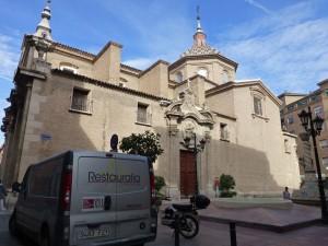 Iglesia San Nicolás de Bari, iglesias de Murcia