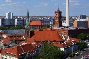 Nikolaikirche o Iglesia de San Nicolás en Berlín