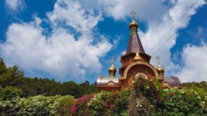 Iglesia ortodoxa de Altea, la primera construida en España