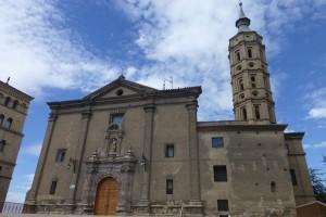 Iglesia de San Juan de los Panetes en la Plaza del Pilar