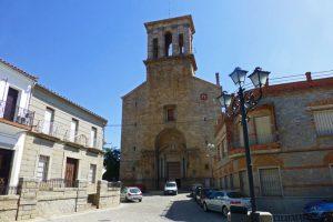 Iglesia Parroquial de Santiago el Mayor en Belalcázar