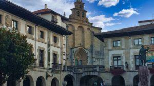 Museo de la Paz junto a la Iglesia Parroquial